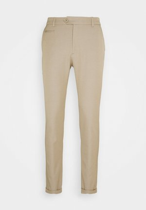 COMO SUIT PANTS SEASONAL - Trousers - dark sand