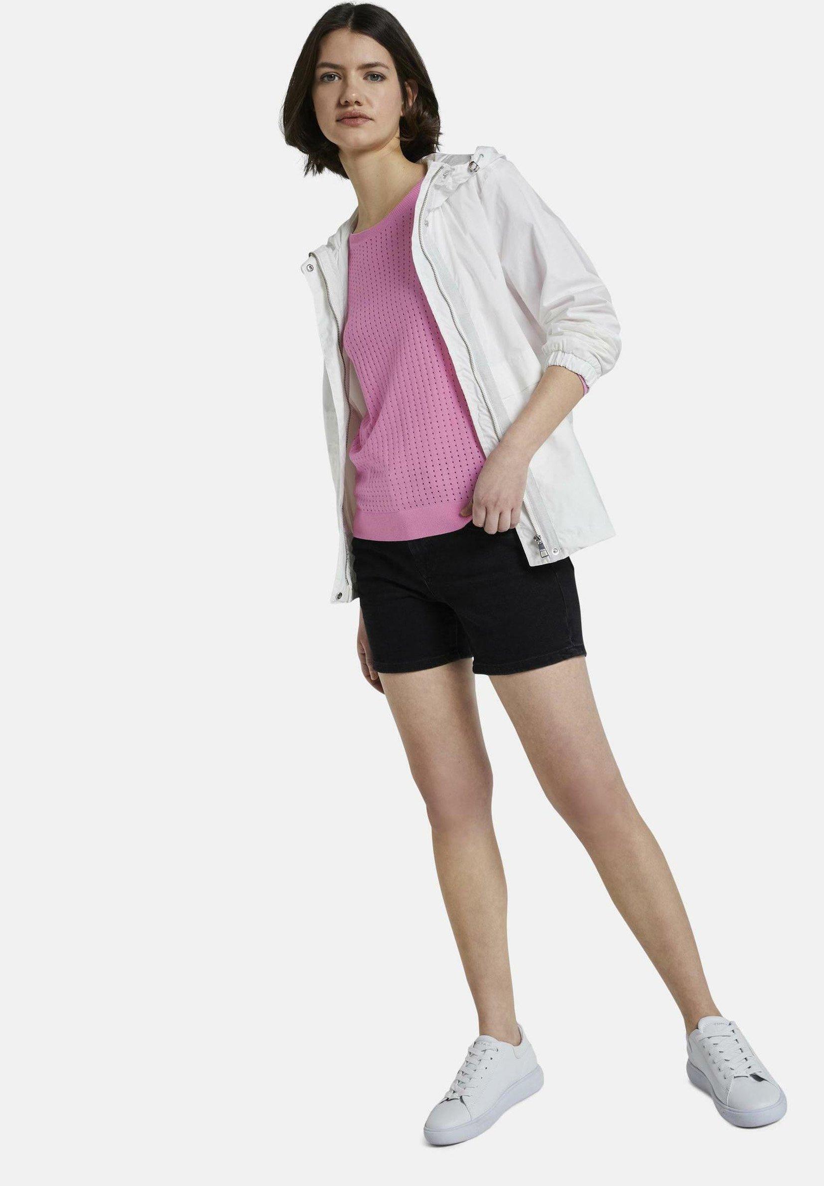 Femme MIT NETZ - Pullover