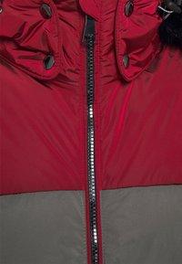 Luhta - EKHOLM - Ski jas - classic red - 4