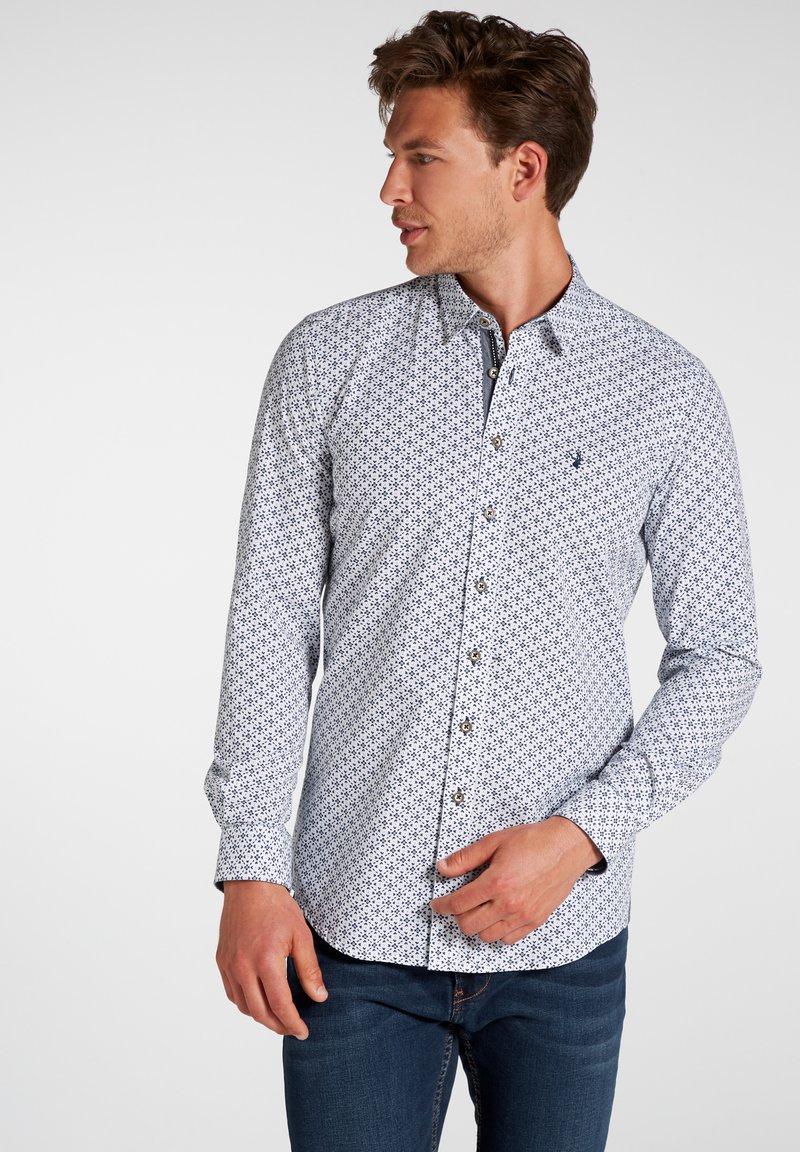 Spieth & Wensky - PIT - Shirt - weiãŸ