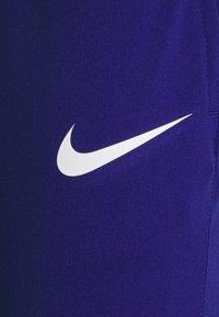 Nike Performance - DRY STRIKE SUIT - Tracksuit - deep royal blue/white - 5
