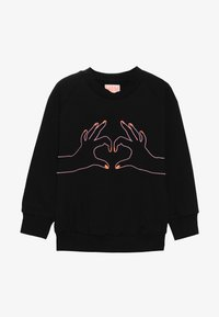 WAUW CAPOW by Bangbang Copenhagen - LOVE - Sweatshirt - black - 3