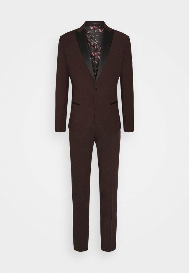 THE TUX - Suit - bordeaux