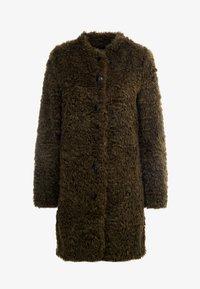 Steffen Schraut - VINTAGE FASHION COAT - Short coat - urban green - 4