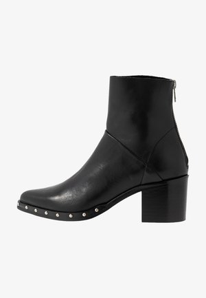 DACCA - Classic ankle boots - noir