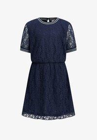 WE Fashion - Day dress - dark blue - 0