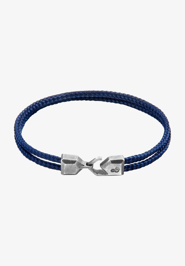 Bracelet - navy blue