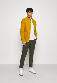 Lindbergh - Summer jacket - dark yellow - 1