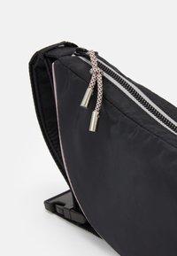 Becksöndergaard - DULL MOON BAG - Across body bag - black - 4