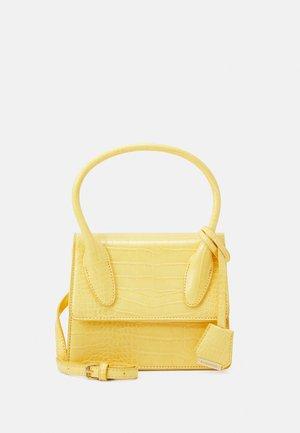 Handbag - yellow