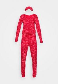 Anna Field - SET - Pyžamo - red - 4