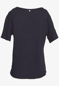 Rich & Royal - HEAVY - Basic T-shirt - deep blue - 1
