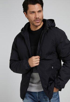 WIND - Light jacket - schwarz