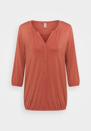 MARICA - Long sleeved top - sierra