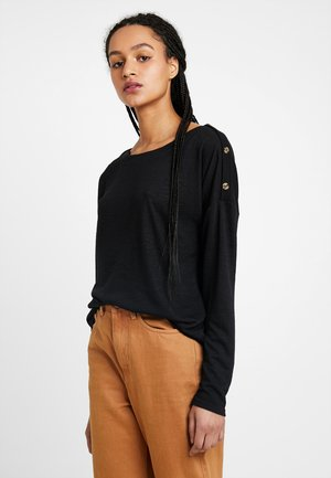 PCNOLLIE ONECK - Jumper - black