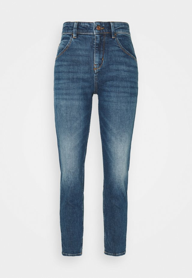 LIKE - Jeans a sigaretta - blue