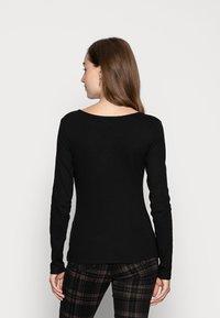 Even&Odd - T-shirt à manches longues - black - 2