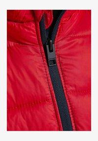 Jack & Jones Junior - Winter jacket - tango red - 4