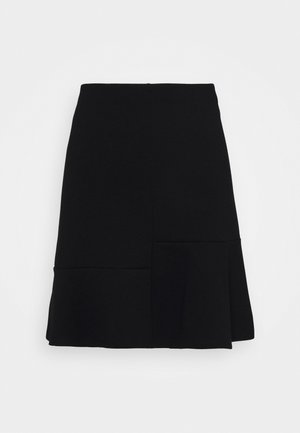 GONNA SKIRT - Áčková sukně - nero
