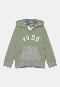 GAP - YODA HOODIE STAR WARS - Zip-up hoodie - green - 0