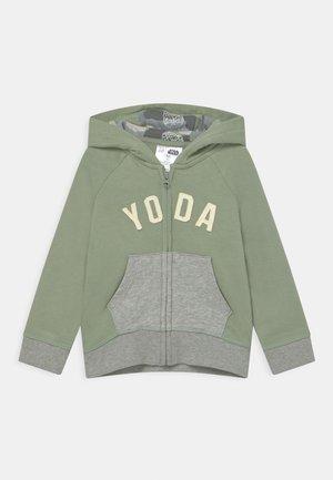 YODA HOODIE STAR WARS - Zip-up hoodie - green