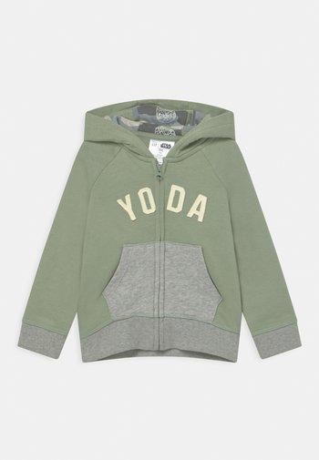 YODA HOODIE STAR WARS - Zip-up sweatshirt - green