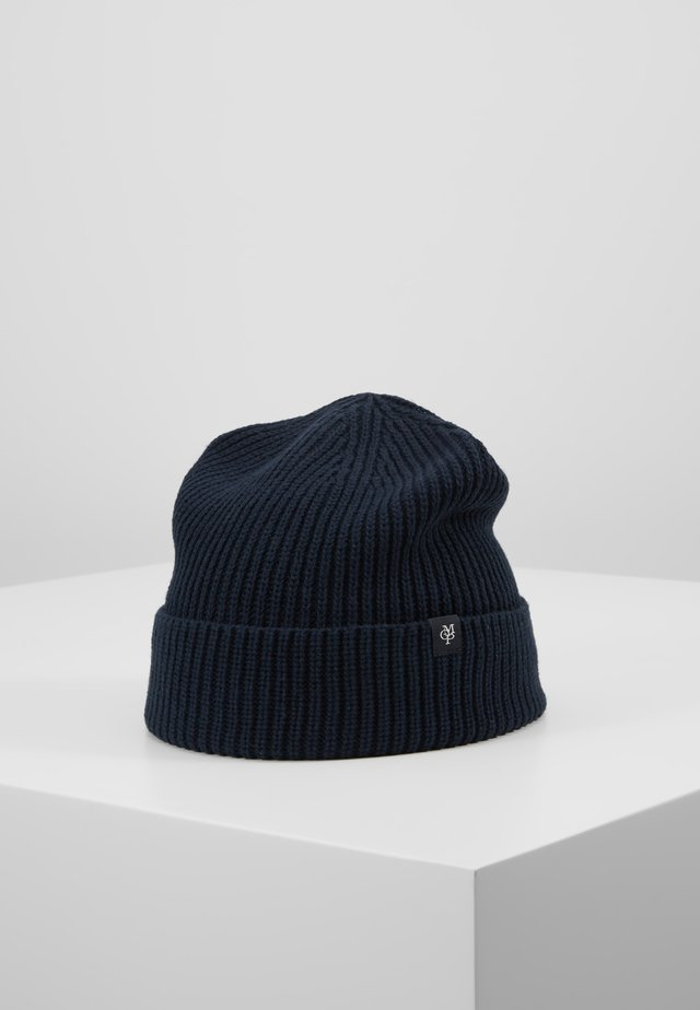HAT STRUCTURE FOLD UP - Beanie - total eclipse