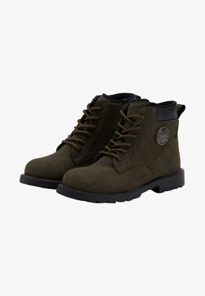 Winter boots - khaki