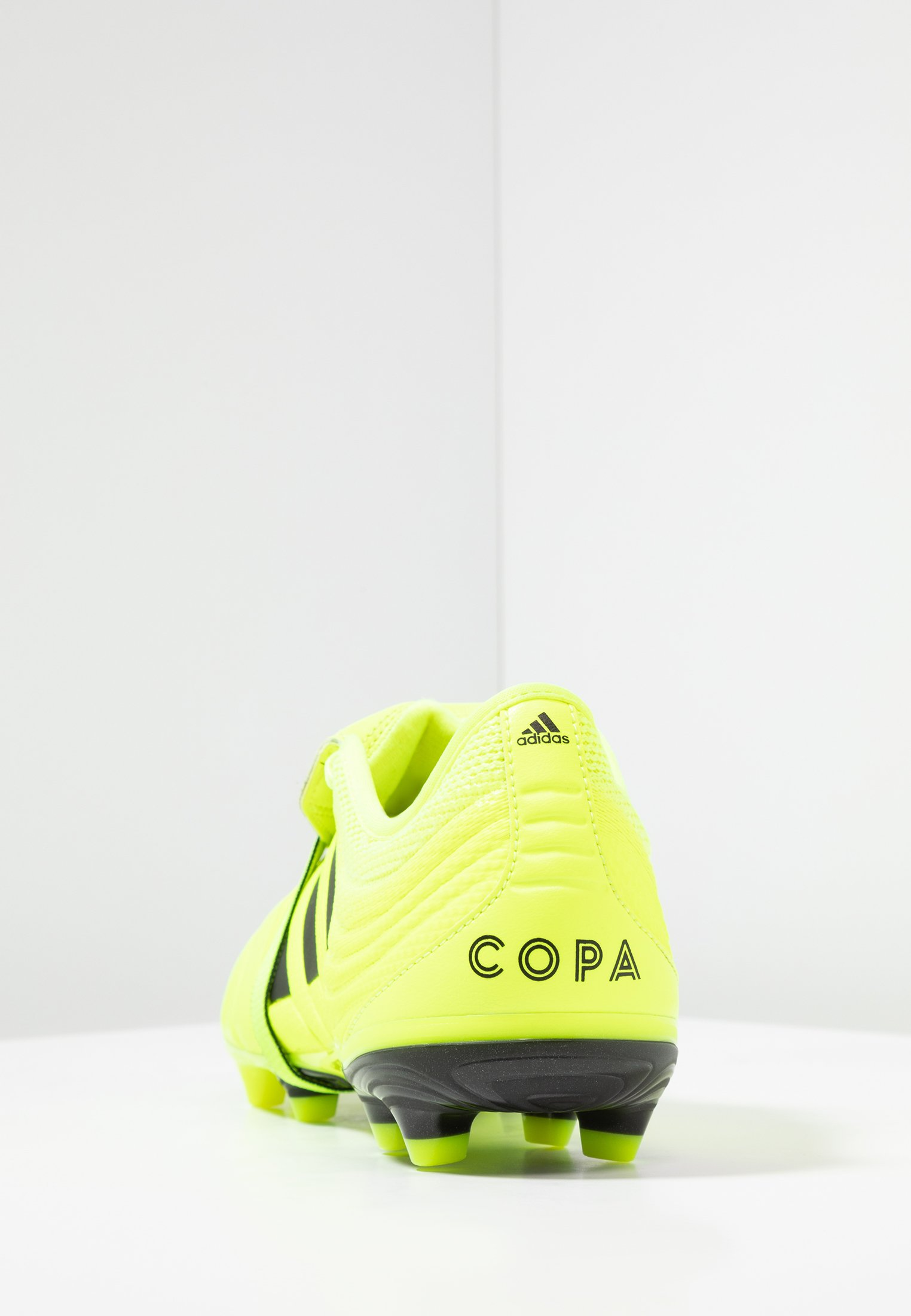 Adidas Performance Copa Gloro 19.2 Fg - Fodboldstøvler M/ Faste Knobber Solar Yellow/core Black