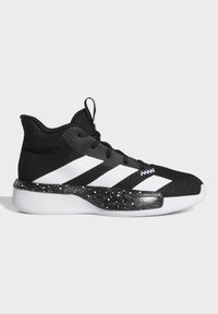 adidas Performance - PRO NEXT SHOES - Basketball shoes - black - 5