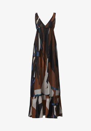 Maxi dress - coccio