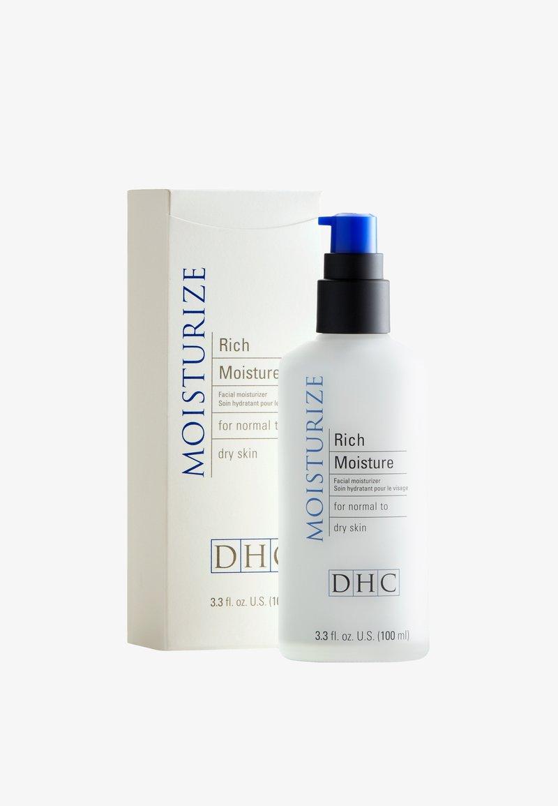 DHC - RICH MOISTURE - Moisturiser - -