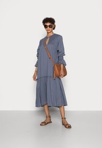 Ilse Jacobsen - DRESS - Day dress - stone gray - 1