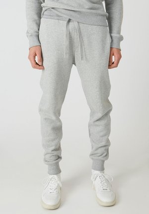 AARION - Tracksuit bottoms - grey