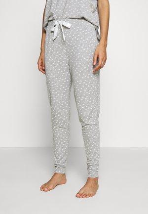 PANT EYES - Pyžamový spodní díl - warm grey melee