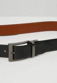 Lloyd Men's Belts - Pásek - black/cognac - 5