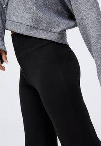 OYSHO - Trousers - black - 3