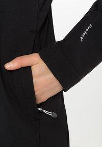 CMP - WOMAN ZIP HOOD - Soft shell jacket - nero - 6