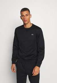Lacoste Sport - TECH - Felpa - black - 0