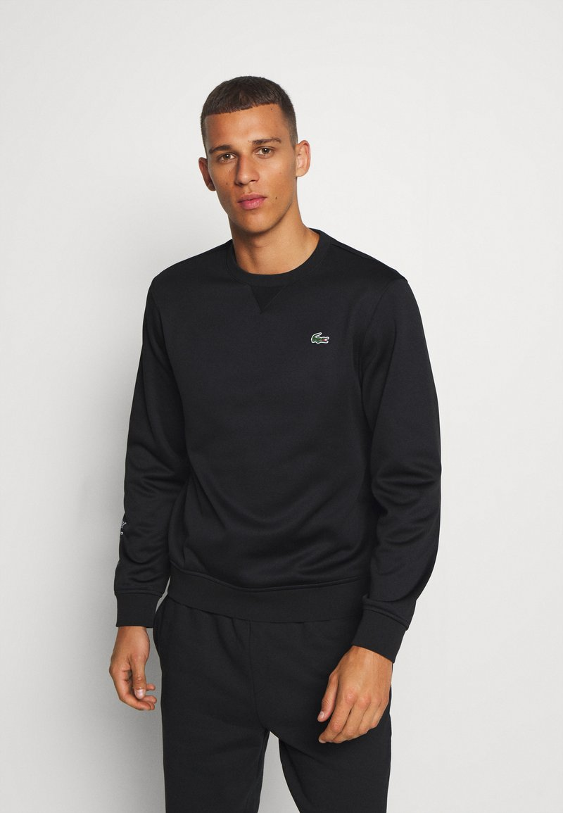 Lacoste Sport - TECH - Felpa - black