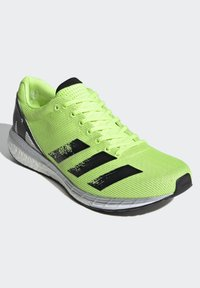 adidas Performance - ADIZERO BOSTON 8 SHOES - Competition running shoes - green - 3