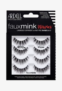 Ardell - FAUX MINK WISPIES MULTIPACK - False eyelashes - - - 0
