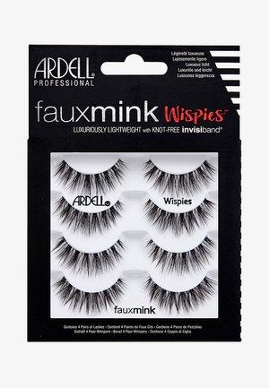 FAUX MINK WISPIES MULTIPACK - False eyelashes - -