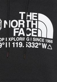 The North Face - COORDINATES HOODIE - Hoodie - black - 6
