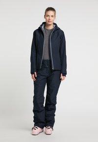 PYUA - ELATION - Outdoor jacket - navy blue - 1
