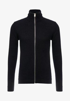 SHAD ZIP  - Vest - black