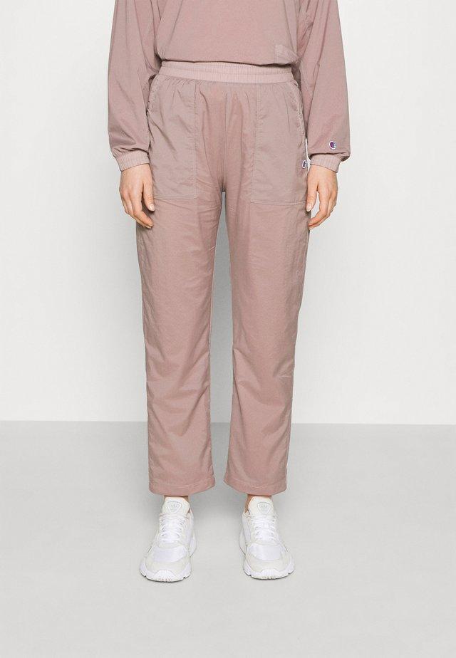 PANTS - Tracksuit bottoms - lilac