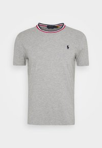 Basic T-shirt - andover heather