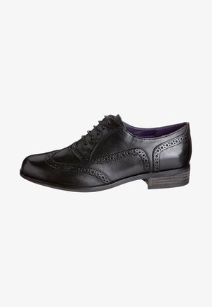 HAMBLE OAK - Lace-ups - black