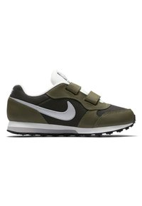 Nike Sportswear - MD RUNNER 2 BPV - Trainers - sequoia/olive canvas/sail/wolf grey - 4